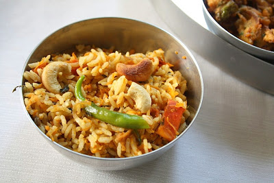 Easy Methi Carrot Pulao