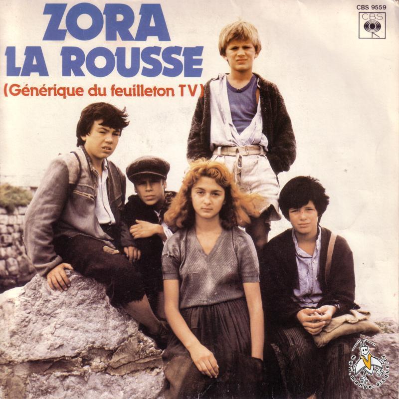 Zora La Rousse ( remastering by mÔnsieur Wiiiz )