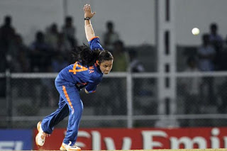 Amita-Sharma-India-v-West-Indies-Women's-World-Cup-2013