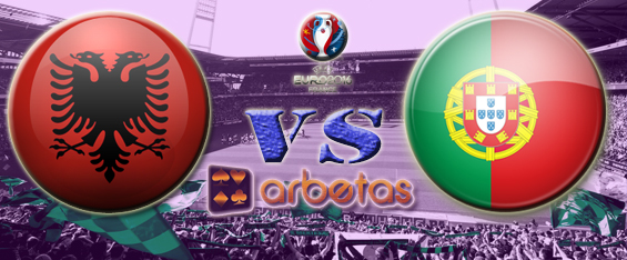Prediksi Skor Albania vs Portugal 8 September 2015