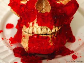 Мясная голова - потрясающее блюдо на Хэллоуин!