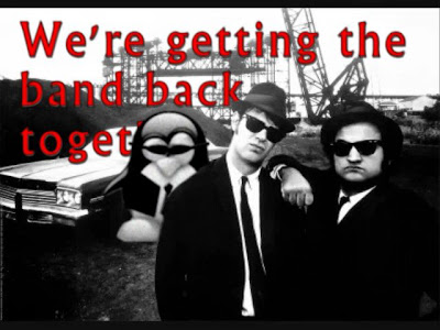 The blues brothers plus one