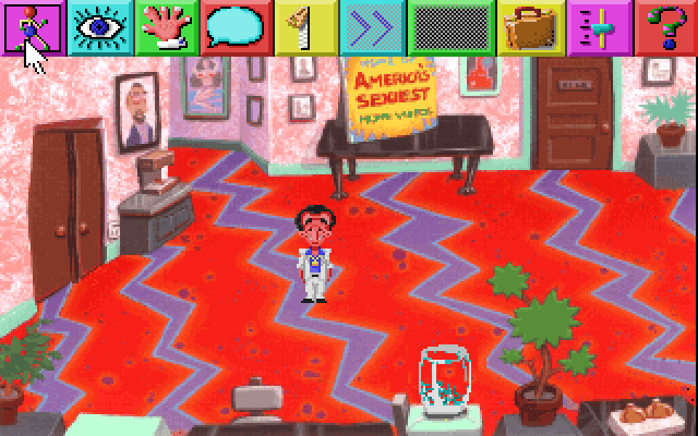Leisure Suit Larry | 1987 - 1996 | Español