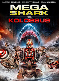 Mega Shark vs. Kolossus - HDRip Dublado