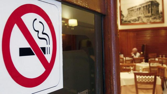 Εντατικοί έλεγχοι στον Έβρο για το κάπνισμα σε κλειστούς δημόσιους χώρους