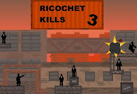 Ricochet Kills 3 walkthrough.