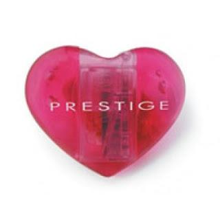 Prestige Heart Shaped Sharpener