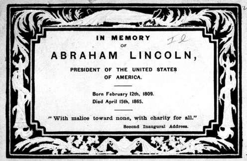 A Grave Interest Mourning Cards The Art of Death – Memorial Service Invitation Cards