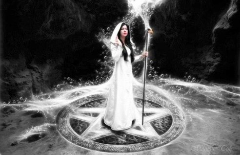 Cauldron Of The Gray Witch Yule Blessings