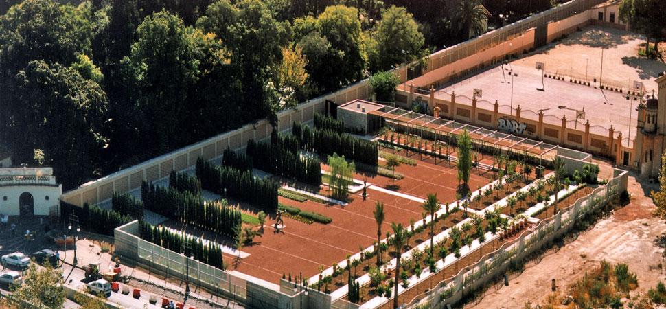 Agenda roja valencia el jard n de las hesp rides en valencia for Jardin de las hesperides valencia