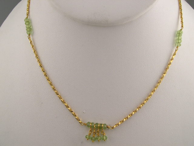 gold necklace designs jewellery in blog