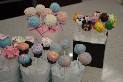 Cake pops class