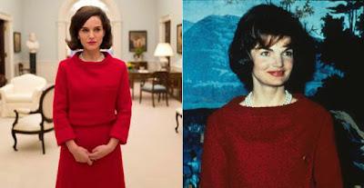 Natalie Portman aparece como Jackie em nova foto