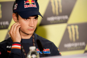Pedrosa Injuries in Shoulder Again