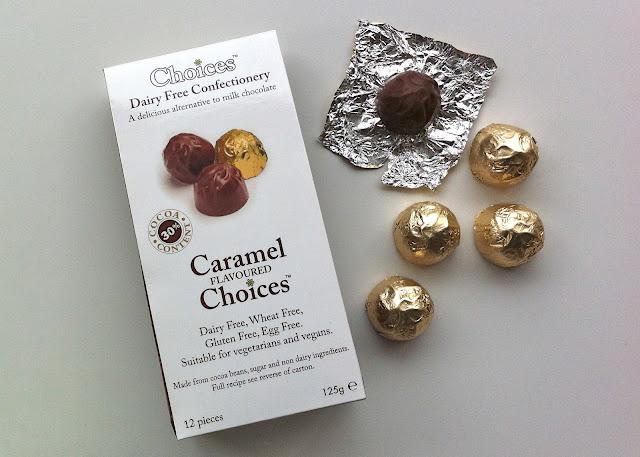 Caramel Choices