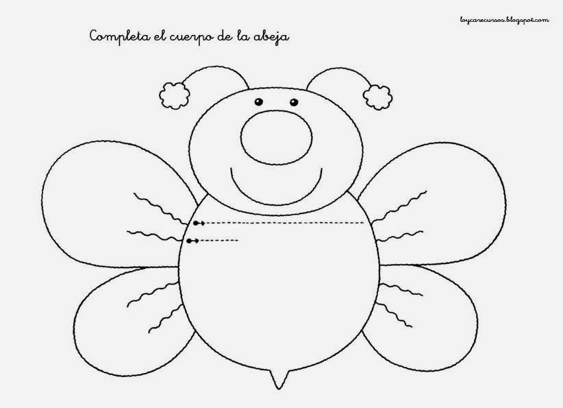 ESOS LOCOS BAJITOS DE INFANTIL: FICHAS DE GRAFOMOTRICIDAD DE PRIMAVERA