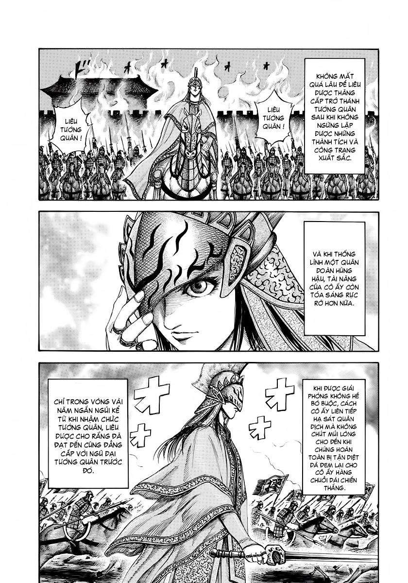 Kingdom - Vương Giả Thiên Hạ Chapter 164 page 11 - IZTruyenTranh.com