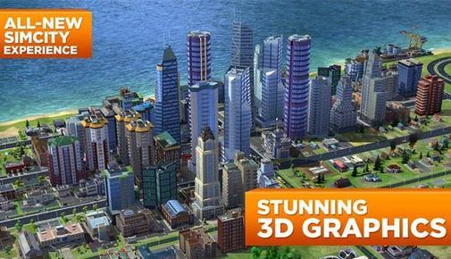 Download Game SimCity BuildIt Membangun Kota untuk Mobile