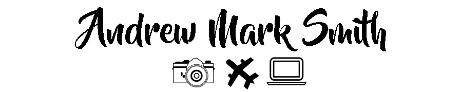 Andrew Mark Smith | A Lifestyle, Photography & Technology Blog