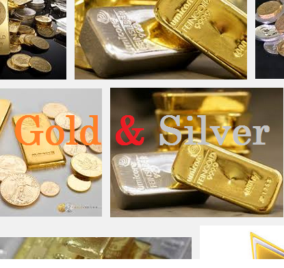 Gold & Silver Stock