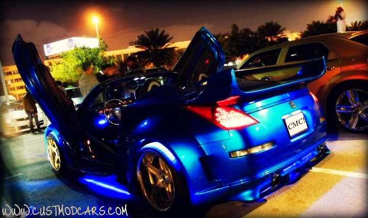 Modified Cars Modified Nissan 350z