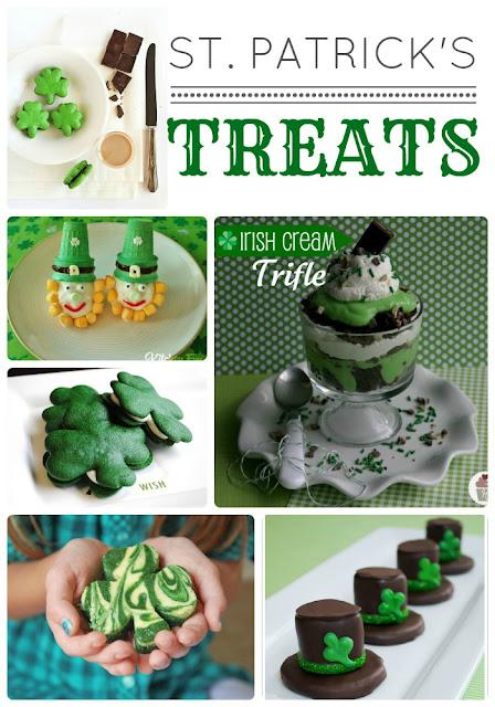 St. Patrick's Treats