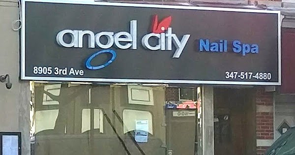 angel city nail ridge