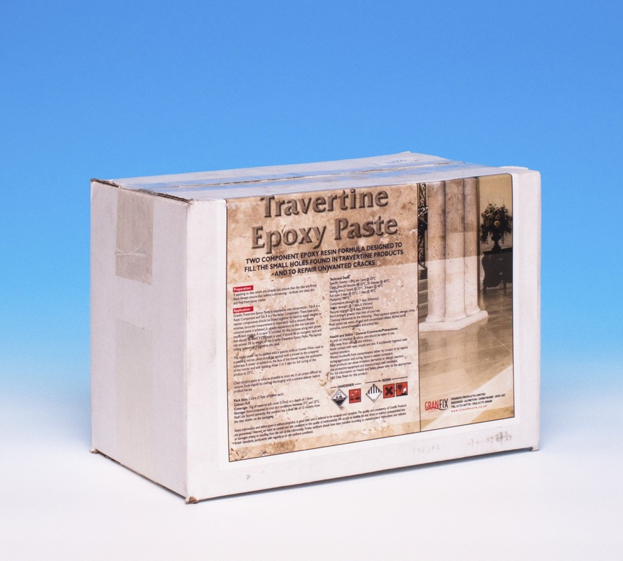 Travertine Repair Kit Lowe S : Romsey stone adhesives