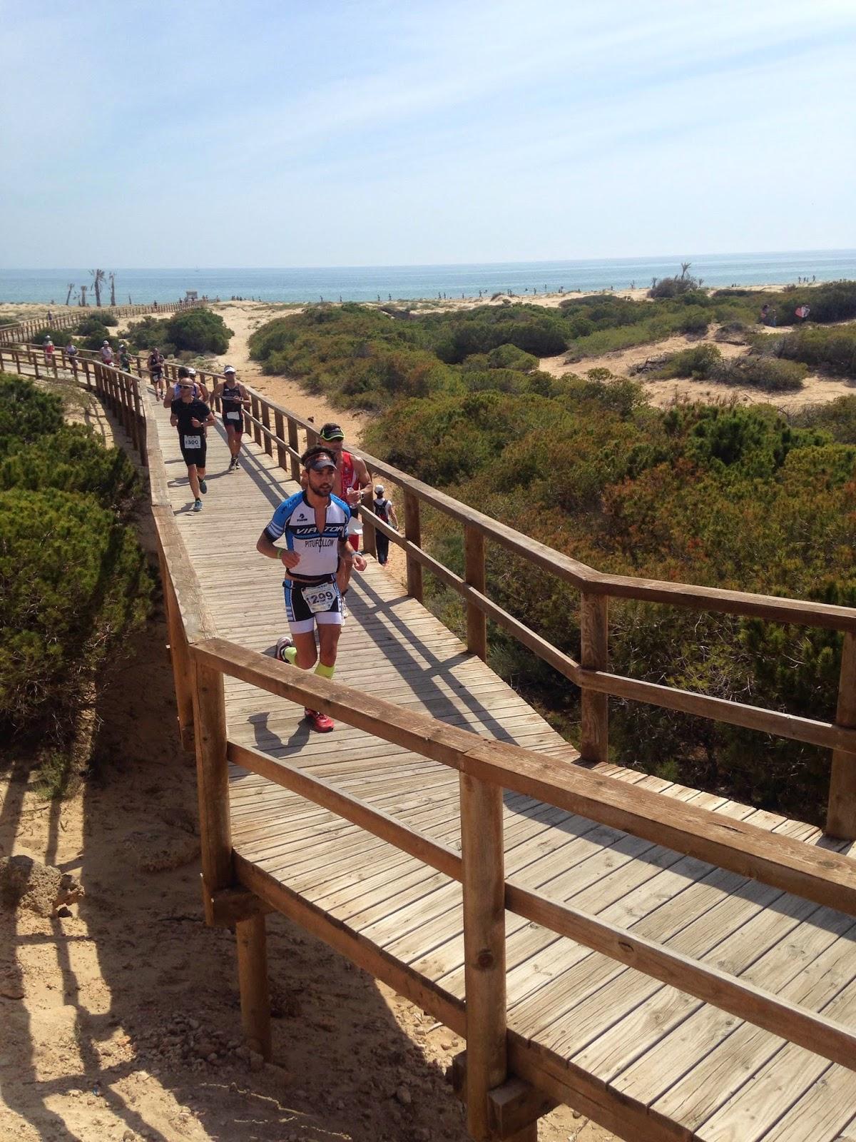 triatlon elche arenales 113 alicante dunas