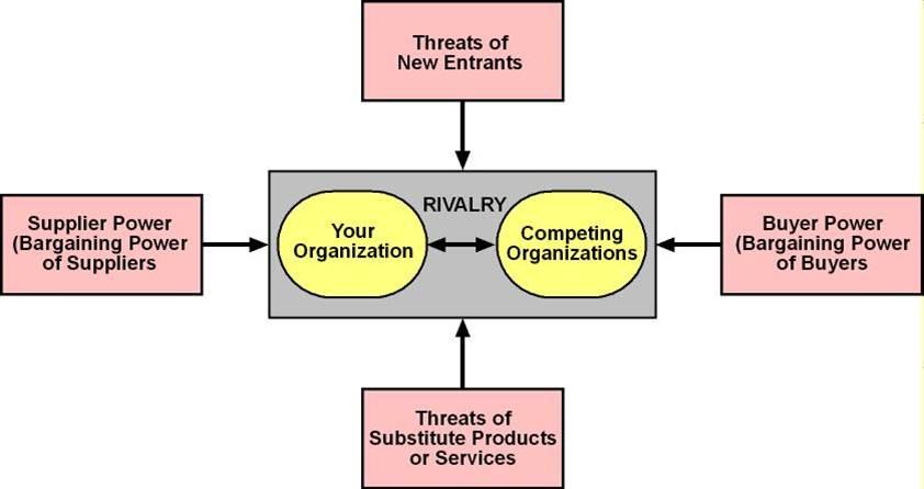 competitive organization essay