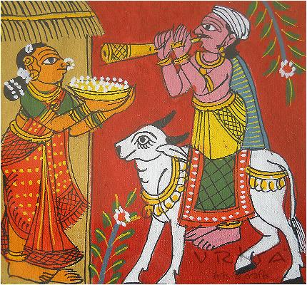 Traditional Indian Elephant Motifs vrksa arts & craft...