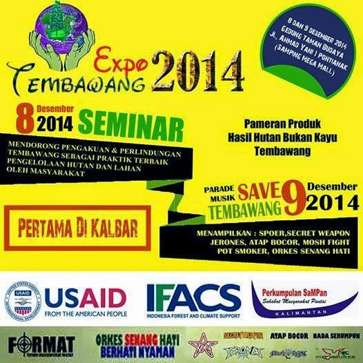 Expo Tembawang 2014