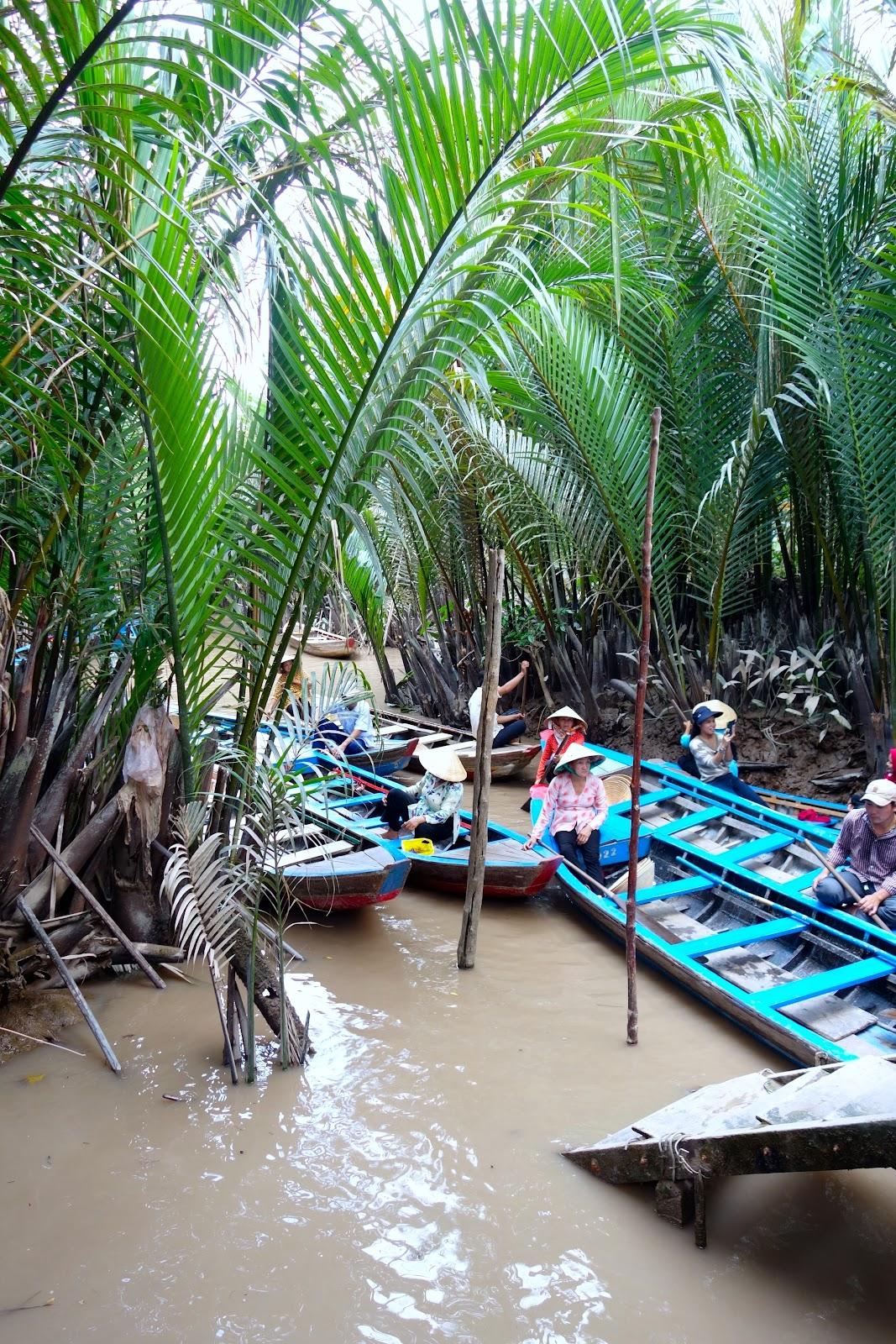 Mekong Delta Vietnam 2015