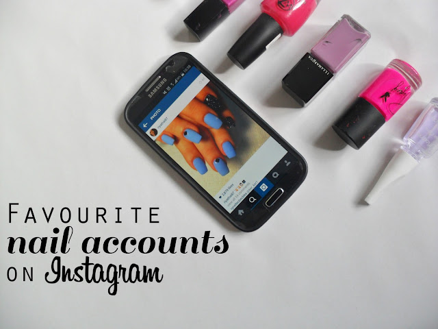 Essential Instagram: Favourite Nail Artist Accounts