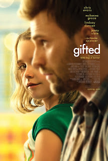 Gifted 2017 Hindi Dual Audio Bluray 720p hevc
