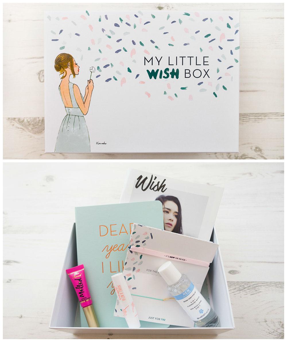 Beauty | My Little Wish Box January 2016