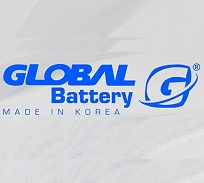 Logo PT Global Battery Indonesia
