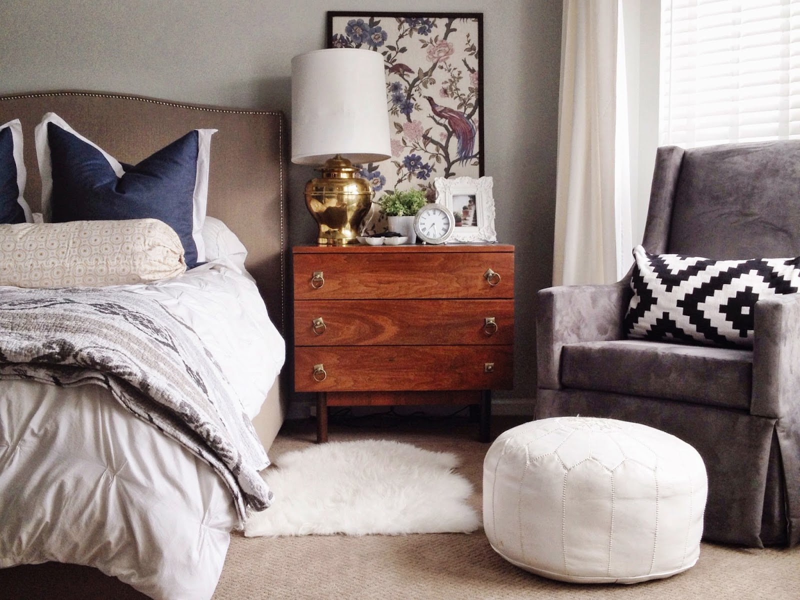 Master Bedroom 2014 nuestra vida dulce: master bedroom changes