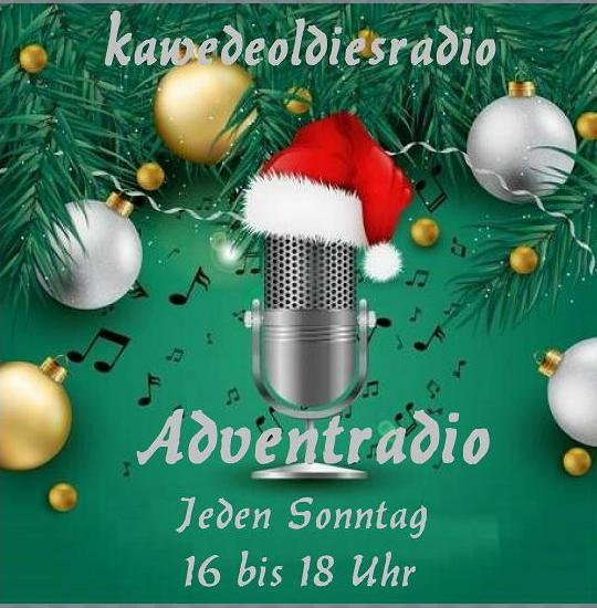 Programmhinweis kawedeoldies Radio