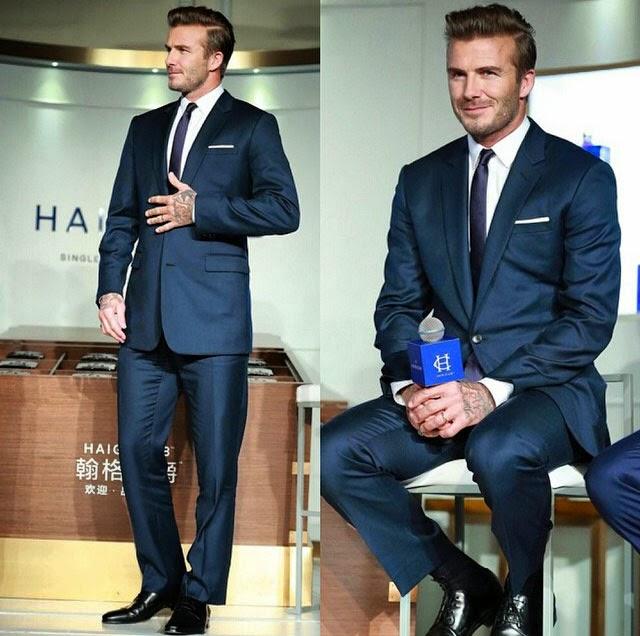 David Beckham Datang Malaysia Dan Bergambar Dengan Selebriti Tempatan
