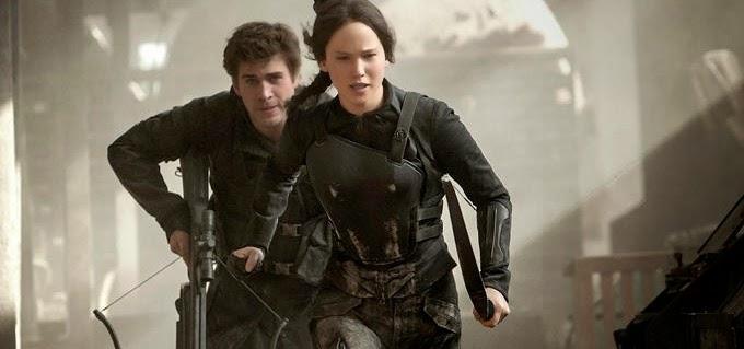 Jennifer Lawrence, Liam Hemsworth e Natalie Dormer nas imagens inéditas de Jogos Vorazes: A Esperança - Parte 1