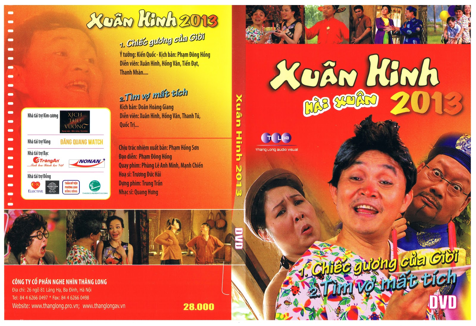 Hài Tết Xuân Hinh 2013 - Hài Tết Xuân Hinh 2013 -