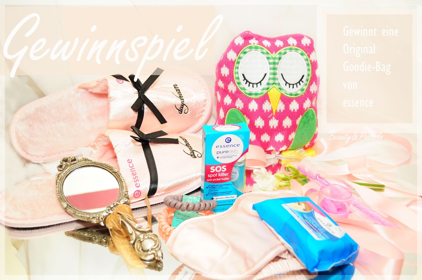 http://www.beautyandpastels.de/2015/01/gewinnspiel-essence-goodie-bag.html