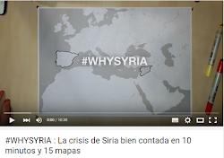 ENTIENDE LO QUE PASA EN SIRIA