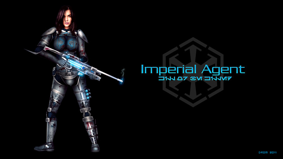 swtor imperial agent wallpaper