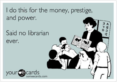 Said no librarian ever