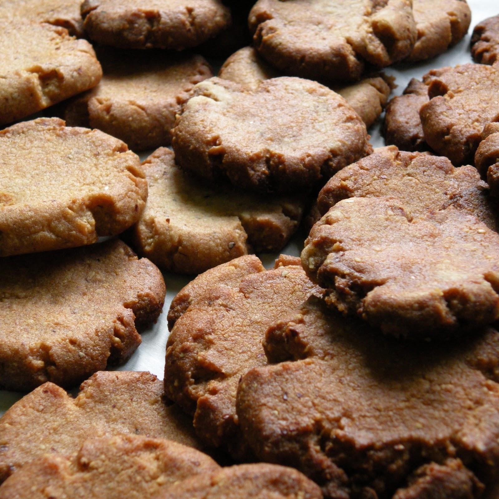 Honey Hazelnut Cookies Recipe — Dishmaps
