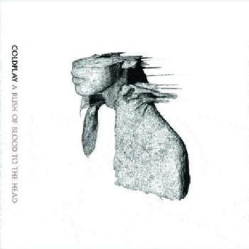 frases de coldplay A rush of blood to the head cover, portada A rush of blood to the head cover colplay, portada disco album A rush of blood to the head cover coldplay