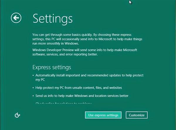 mudah windows 8