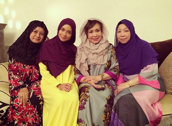 5 Foto Mesra Selfie Fasha Sandha & Nora Danish, info, terkini, hiburan, sensasi, fasha sandha, nora danish,
